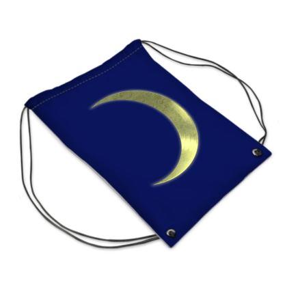 Swim Bag - Vinyl Moon