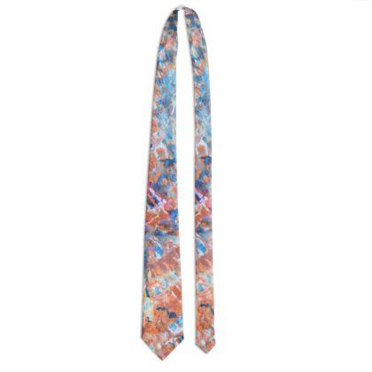 Tie Watercolor Texture