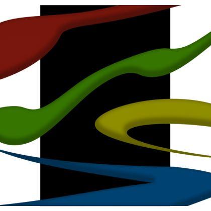 Men's Swimming Shorts - Simple Colours (Black)