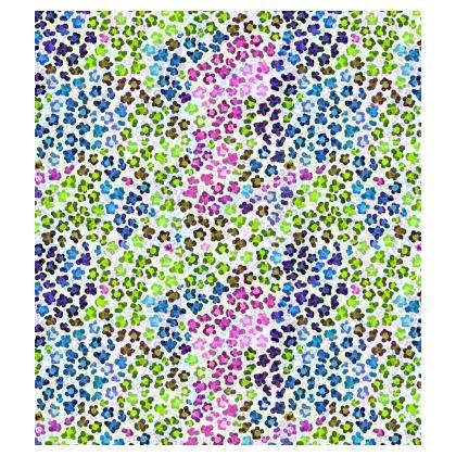 Leopard Skin Multicoloured Collection Bucket Hat