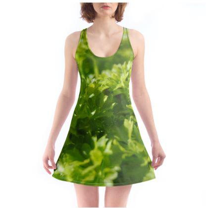 Beach Dress - Coriander