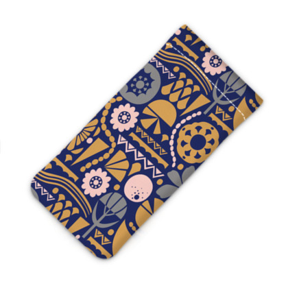 Eclectic Garden Original iPhone Slip Case