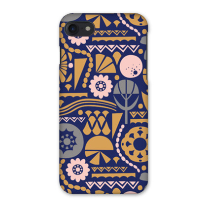 Eclectic Garden Original iPhone 7 Case