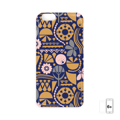 Eclectic Garden Original iPhone 6 Plus Case