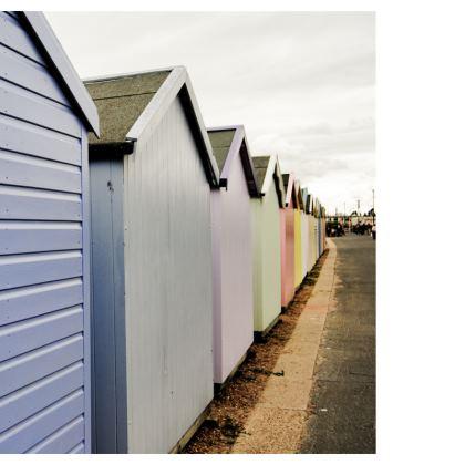 Men's Swimming Shorts - Beach Huts