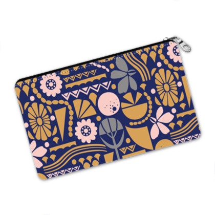 Eclectic Garden Original Pencil Case