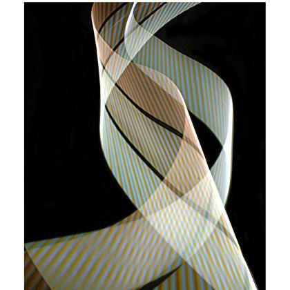 Light Painting Short Slip dress