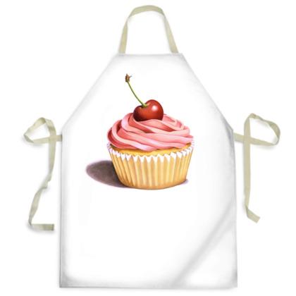 Pink Cupcake Aprons