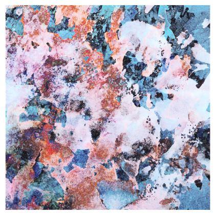 Kimono Jacket Watercolor Texture