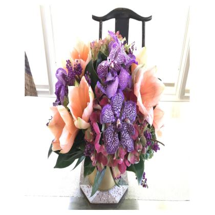 Trays - Birthday Bouquet