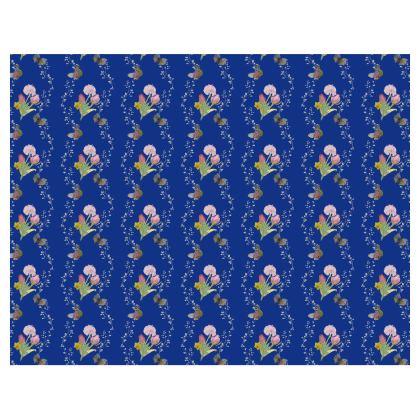 Bouquets And Butterflies Handbag
