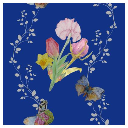 Bouquets And Butterflies Coasters