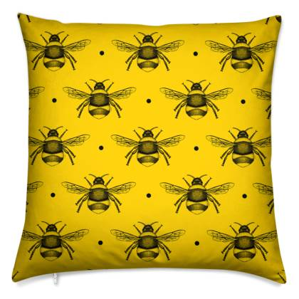 004 BUMBLEBEE ANTIDERMY CUSHION