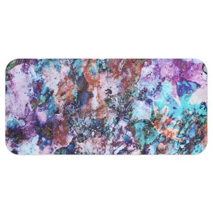 Blanket Scarf Watercolor Texture 11