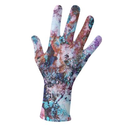 Gloves Watercolor Texture 11