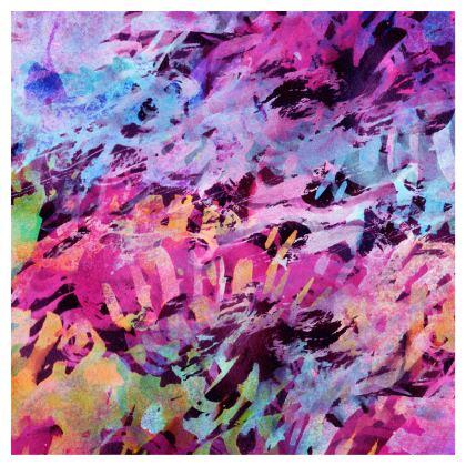Skater Dress Watercolor Texture 7