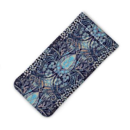 Nouva Print - Blue iPhone Slip Case