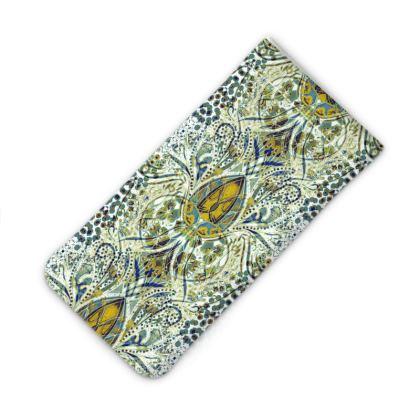 Nouva Print - Yellow iPhone Slip Case