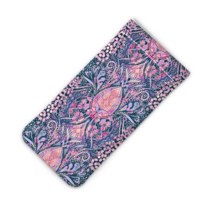 Nouva Print - Pink iPhone Slip Case