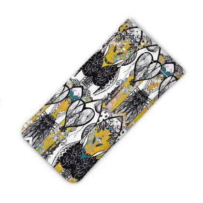 Aubrey iPhone Slip Case - Yellow