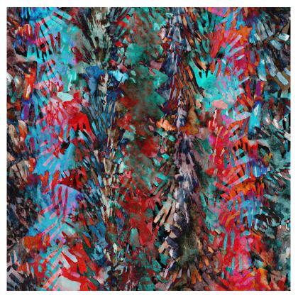 Mens Swimming Shorts Watercolor Texture 9