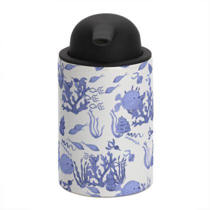 Aquatic China Soap Dispenser