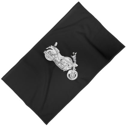 Towels - Cruiser Sketch