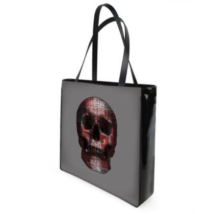 Beach Bag - Cheerful Skull