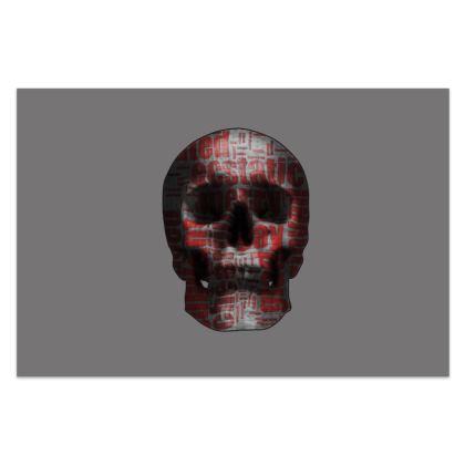 Sarong - Cheerful Skull