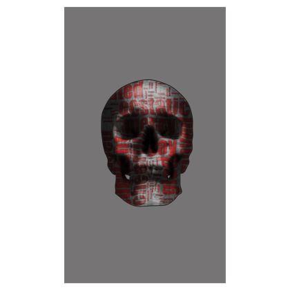 Towels - Cheerful Skull