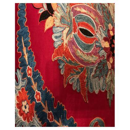 Trays - Uzbek Embroidery