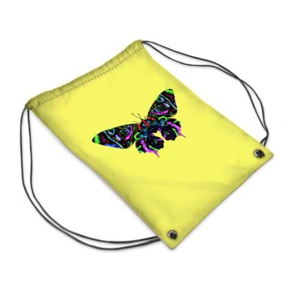 Swim Bag - Butterfly