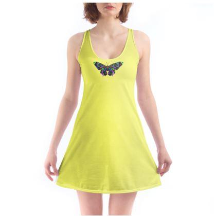 Beach Dress - Butterfly