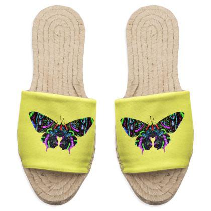 Sandal Espadrilles - Butterfly