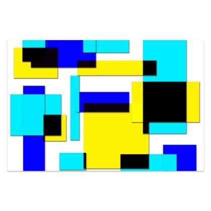 Sarong - Bright Squares