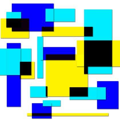 Towels - Bright Squares