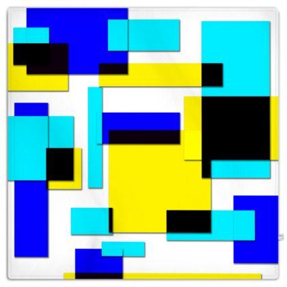 Picnic Blanket - Bright Squares