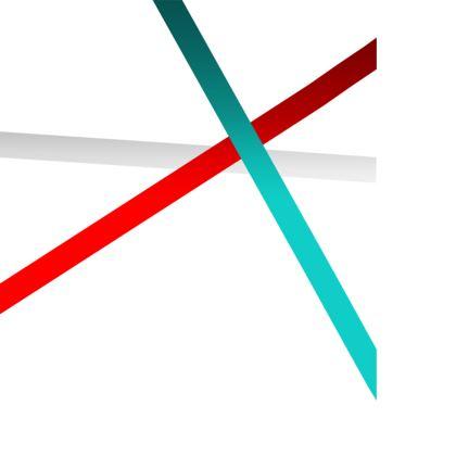 Towels - Regal Stripes (White)
