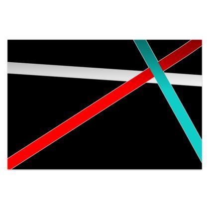 Sarong - Regal Stripes (Black)