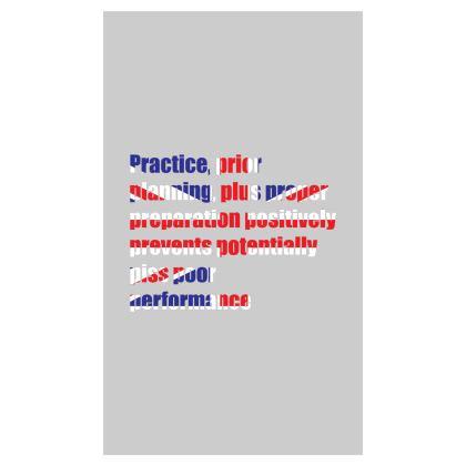 Towels - Practice Plus Preparation