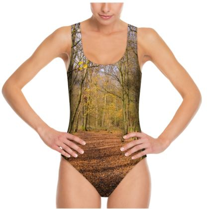 Swimsuit - Open Clearing in Clapham Woods