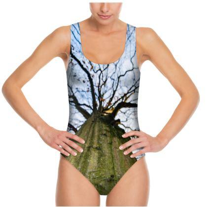 Swimsuit - Vertical Tree