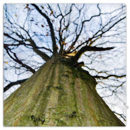 Picnic Blanket - Vertical Tree