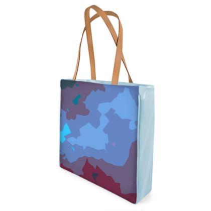 Beach Bag - Abstract Colours