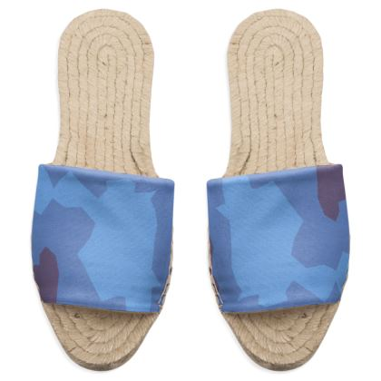 Sandal Espadrilles - Abstract Colours