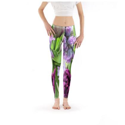 Leggings - Breath of Spring