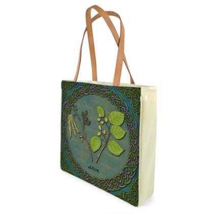 Celtic Alder Shopper Bag