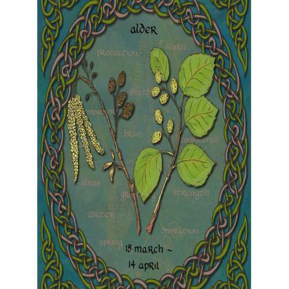 Tree Calendar Alder Tray