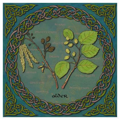 Celtic Alder Cushion