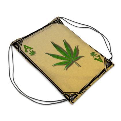 Swim Bag - Ace of Weed